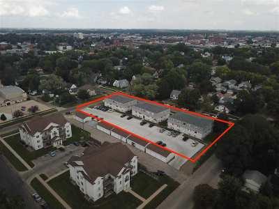 Waterloo Multi Family Home For Sale: 1008-1024 Leavitt