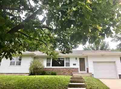 Cedar Falls Single Family Home For Sale: 1516 W 6th Street