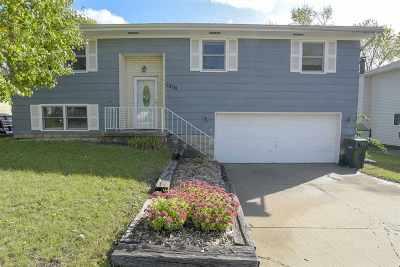 Cedar Falls Single Family Home For Sale: 5308 Norse Drive