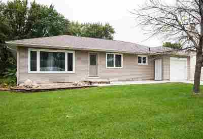 Waterloo Single Family Home For Sale: 1033 Oleson Road