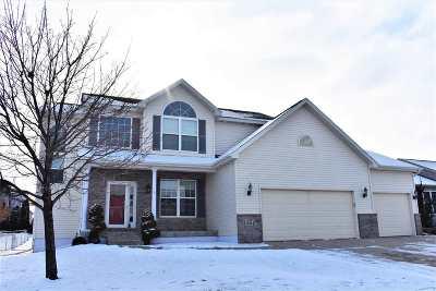 Cedar Falls Single Family Home For Sale: 2314 Erik Road