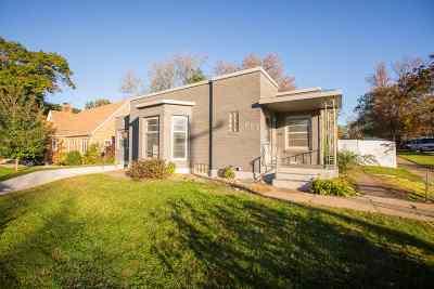 Cedar Falls Single Family Home For Sale: 603 W 18th Street