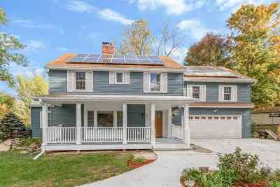 Cedar Falls Single Family Home For Sale: 2418 Greenwood Avenue