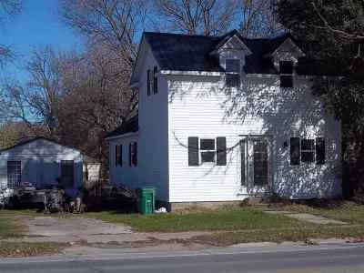 Independence Single Family Home For Sale: 310 W 1st Street