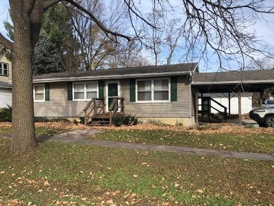 Fayette Single Family Home For Sale: 309 E State Street