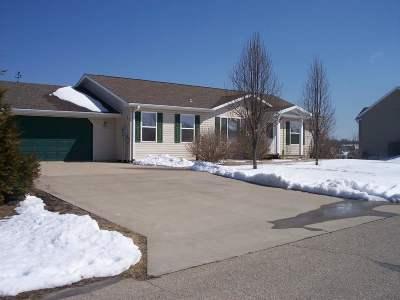 Single Family Home For Sale: 332 Eagle Drive