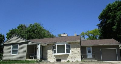 Cedar Falls IA Single Family Home For Sale: $144,900