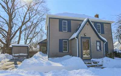 Cedar Falls IA Single Family Home For Sale: $169,900