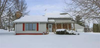 Waterloo Single Family Home For Sale: 4115 George Drive