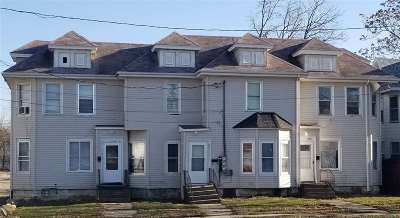 Waterloo Multi Family Home For Sale: 719 W 5th Street
