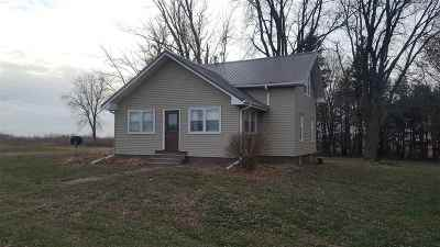 Stanley Single Family Home For Sale: 10487 30th Street
