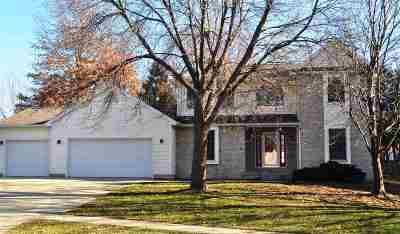Cedar Falls Single Family Home For Sale: 708 Birdsall Drive