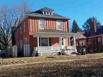 Waterloo Multi Family Home For Sale: 415 Denver Street