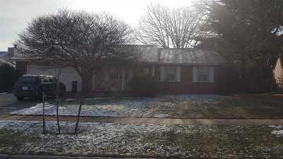 Cedar Falls Single Family Home For Sale: 2824 Fandre Drive