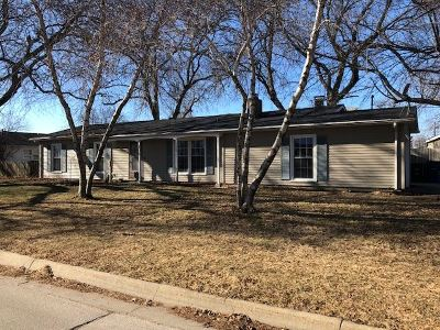 Waterloo Single Family Home For Sale: 206 Hillcrest Road