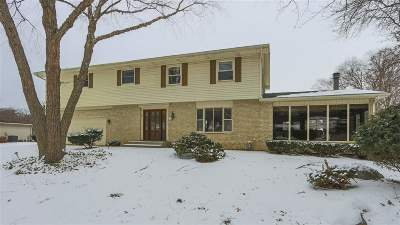 Waterloo Single Family Home For Sale: 1857 Westchester Road