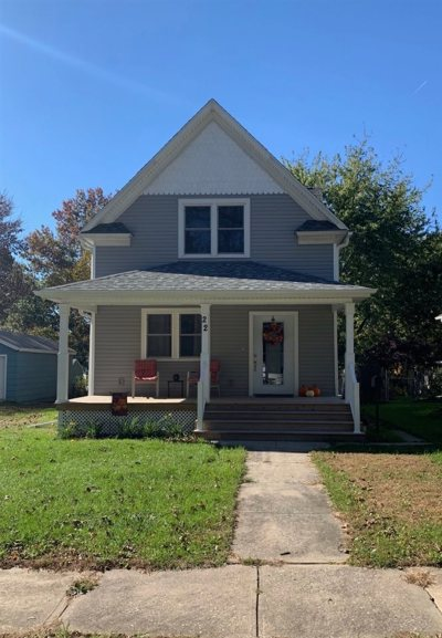 Oelwein IA Single Family Home For Sale: $169,900