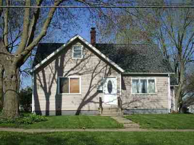 Waterloo Single Family Home For Sale: 1400 W 11 Street