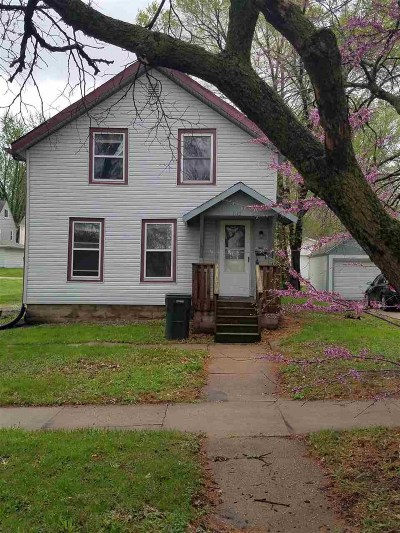 Cedar Falls Single Family Home For Sale: 1110 W 8th Street