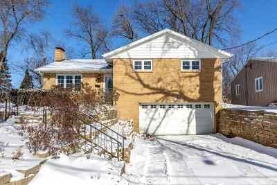 Cedar Falls IA Single Family Home For Sale: $184,900