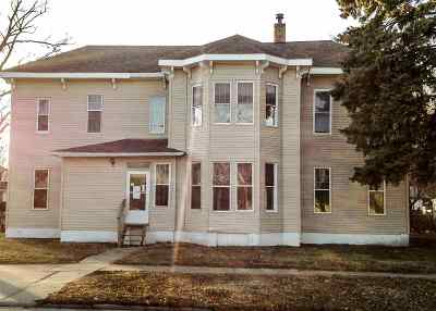 Waterloo Multi Family Home For Sale: 303 Logan Avenue