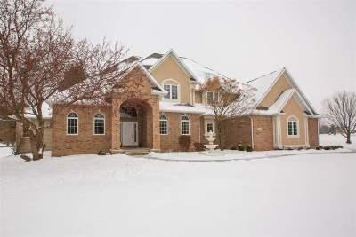 Cedar Falls IA Single Family Home For Sale: $879,000