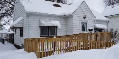 Waterloo Single Family Home For Sale: 546 Conger Street
