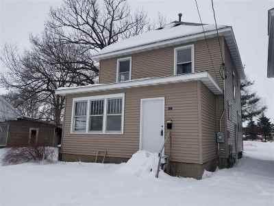 Waterloo Single Family Home For Sale: 522 Logan Avenue