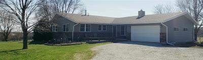 Single Family Home For Sale: 2556 Pine Creek Road