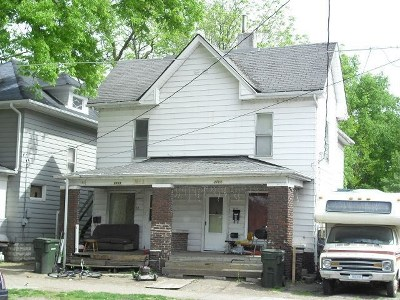 Waterloo Multi Family Home For Sale: 1113-1115 Mulberry Street