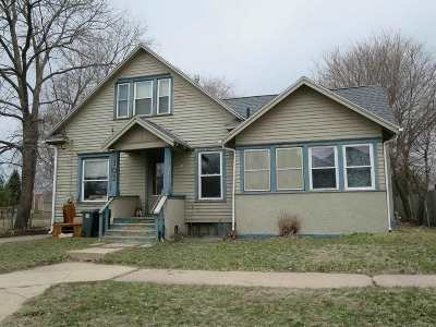 Waterloo Multi Family Home For Sale: 103 Courtland Street