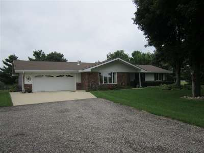 Cedar Falls IA Single Family Home For Sale: $449,900