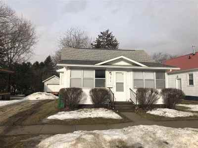 Independence Single Family Home For Sale: 215 4th NE Avenue