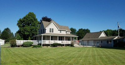 Waterloo Single Family Home For Sale: 1511 Burton Avenue