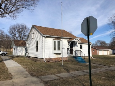 Single Family Home For Sale: 210 Mechanic Street