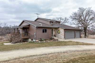 Oelwein IA Single Family Home For Sale: $434,500
