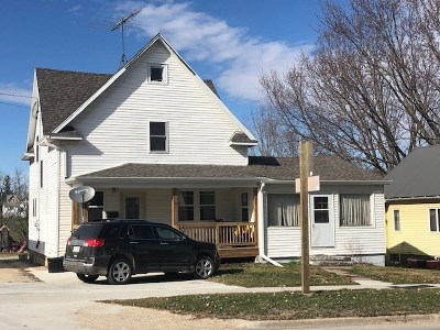 Single Family Home For Sale: 112 W Bradford Street