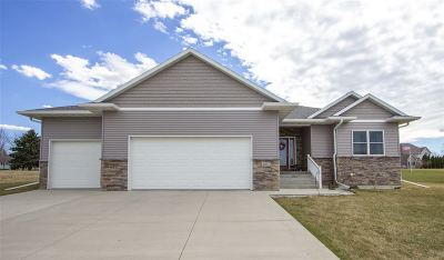 Waterloo Single Family Home For Sale: 1867 Red Tail Drive