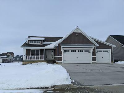 Cedar Falls Single Family Home For Sale: 4303 Shocker Street