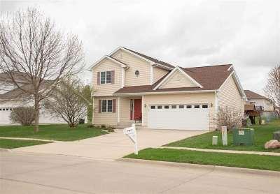 Cedar Falls Single Family Home For Sale: 312 Alvarado Avenue