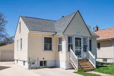 Waterloo Single Family Home For Sale: 1206 7th St.