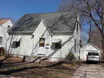 Waterloo Single Family Home For Sale: 534 Hope Street