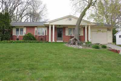 Waterloo Single Family Home For Sale: 3043 San Salvador Dr.