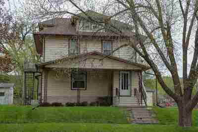 Cedar Falls Multi Family Home For Sale: 117 Franklin Street