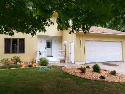 Cedar Falls Single Family Home For Sale: 2809 Fandre Drive