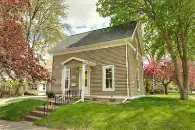 Cedar Falls IA Single Family Home For Sale: $114,900