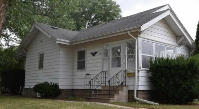 Waterloo Single Family Home For Sale: 1124 Western Avenue