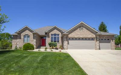 Cedar Falls Single Family Home For Sale: 3109 Stratford Court