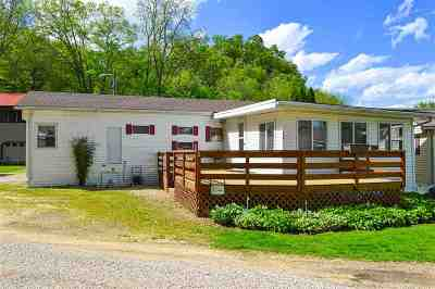 Single Family Home For Sale: 116 River Road