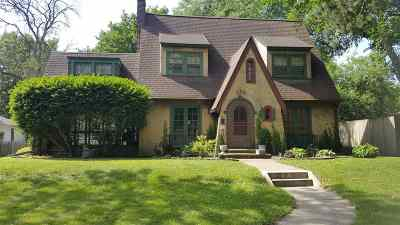 Waterloo Single Family Home For Sale: 136 Prospect Avenue